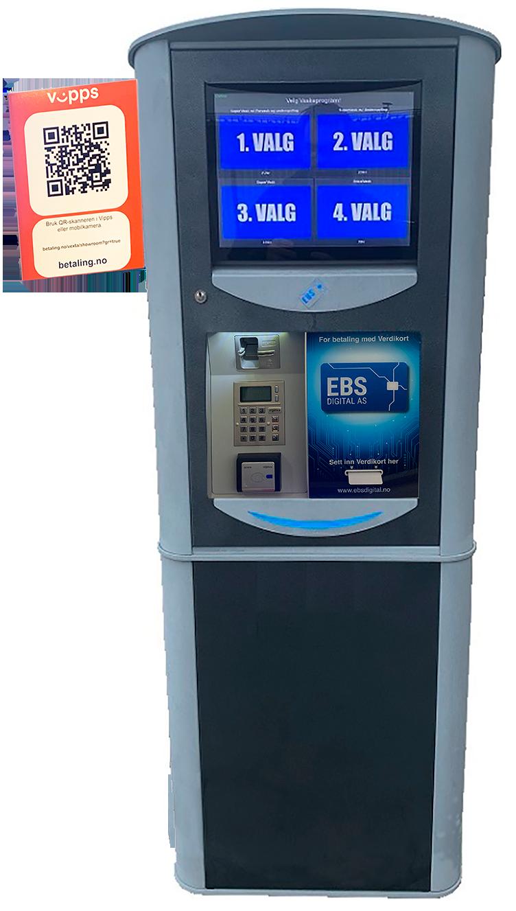 EBS Ticketmaster